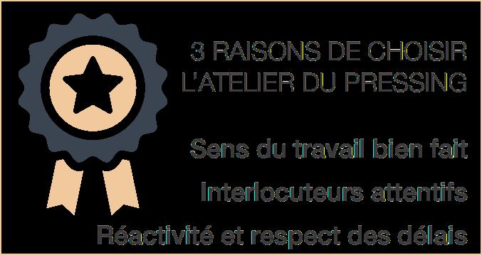 Les 3 raisons de choisir LADP